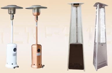 Patio Heater Rentals in Dubai and Abu Dhabi